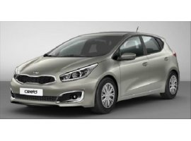 Kia Ceed 1,4 5HB JD CVVT COMFORT PLUS +WINTER PACKET