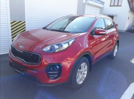 Kia Sportage 2,0 CRDi AT FIFA