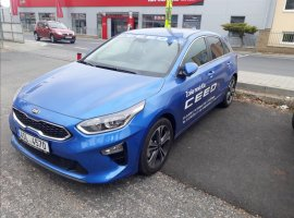 Kia Ceed 1,4 5HB T-GDi EXCLUSIVE +NAVI +WINTER