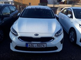 Kia Ceed 1,4 T-GDi EXCLUSIVE + WINTER PAKET