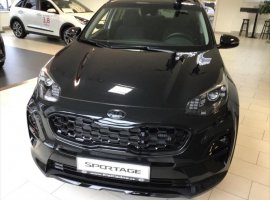 Kia Sportage 1,6 T-GDi 4X2 BLACK EDITION MY2021