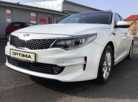 Kia Optima 1,7 CRDI 7 DCT PREMIUM+TECH+PARKING