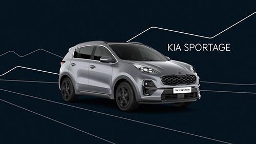 Kia Kladno - Kia Sportage